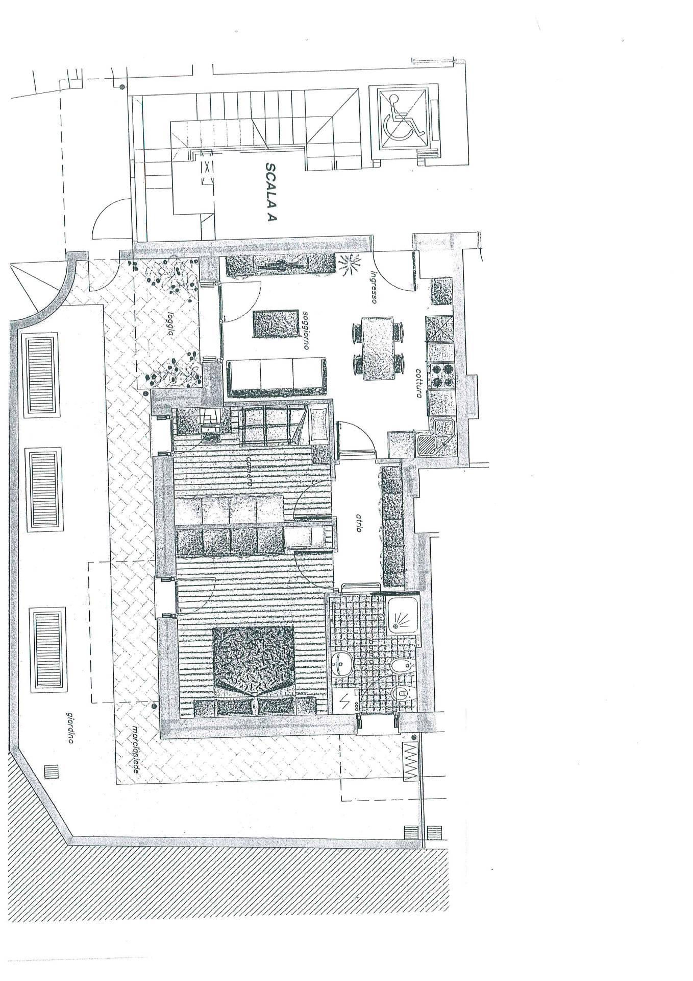 Appartamento in vendita a Silea, 3 locali, prezzo € 160.000   CambioCasa.it