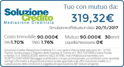 Appartamento in vendita a Villorba, 5 locali, zona Zona: Fontane, prezzo € 90.000 | CambioCasa.it
