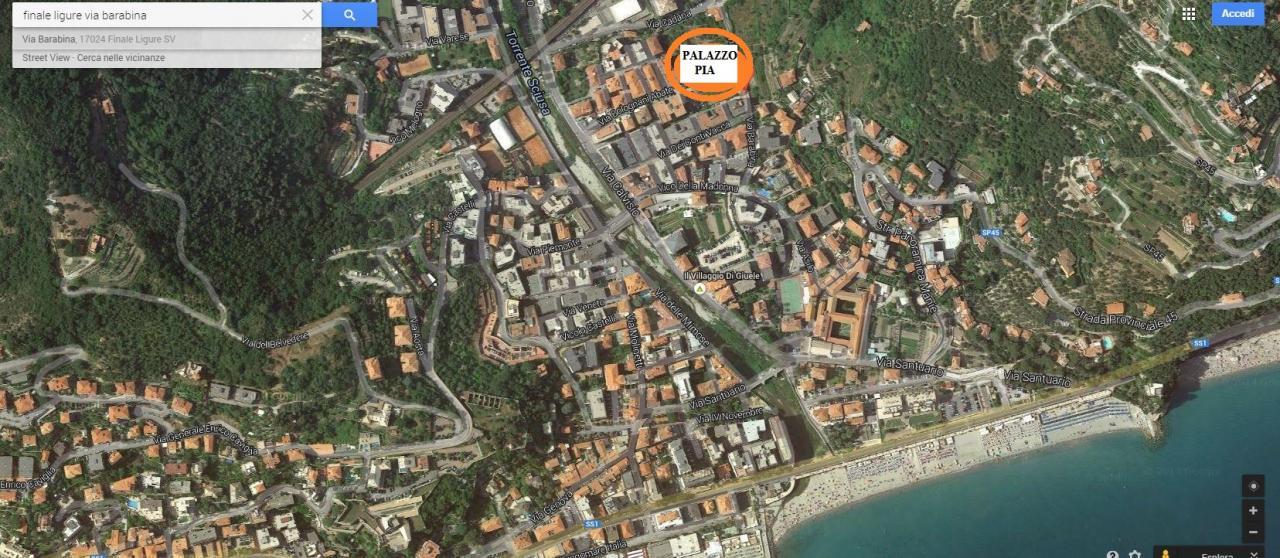 Bilocale Finale Ligure Vico Barabina 9