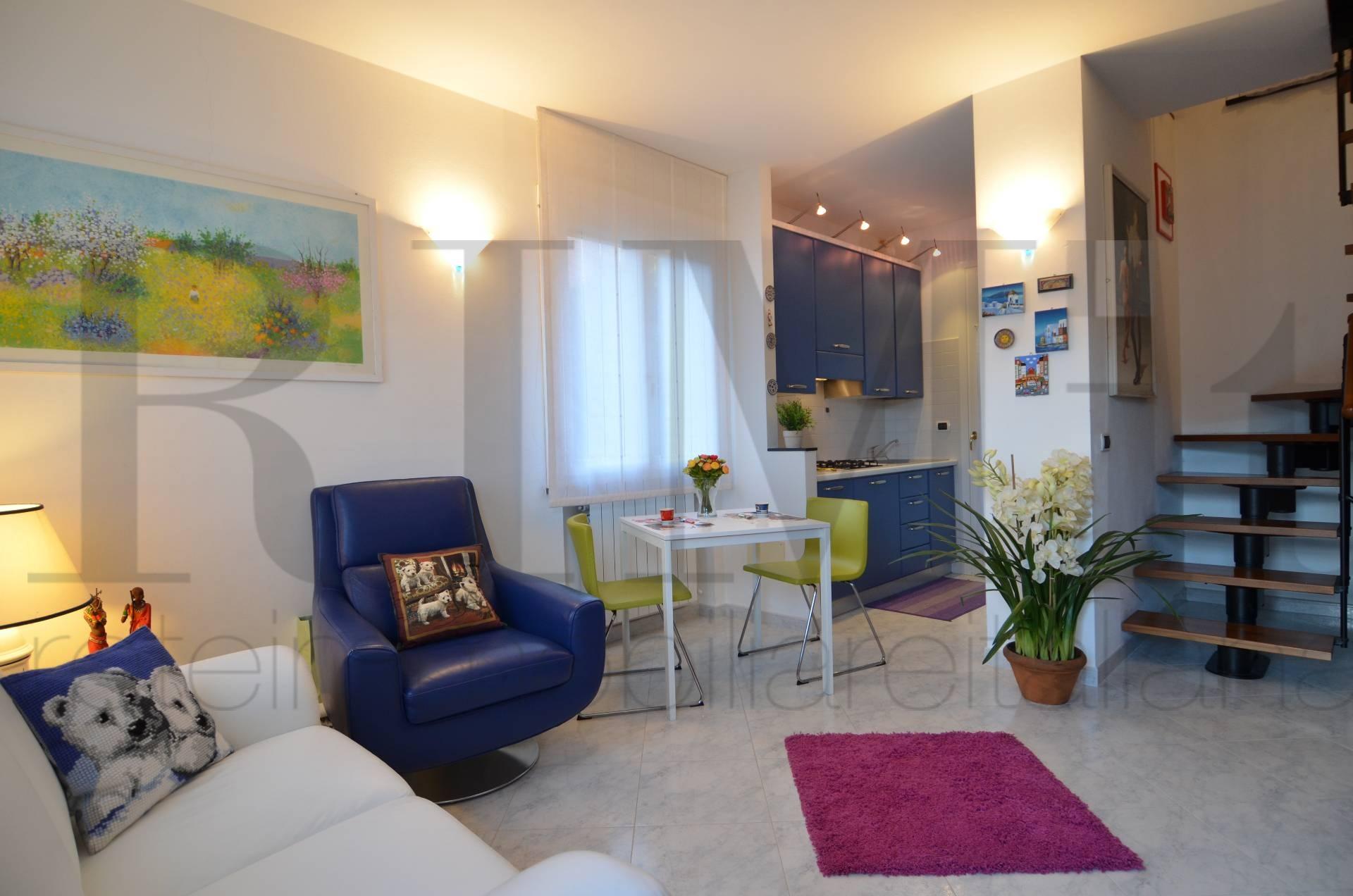 Appartamento in vendita a Moneglia, 2 locali, prezzo € 230.000 | Cambio Casa.it