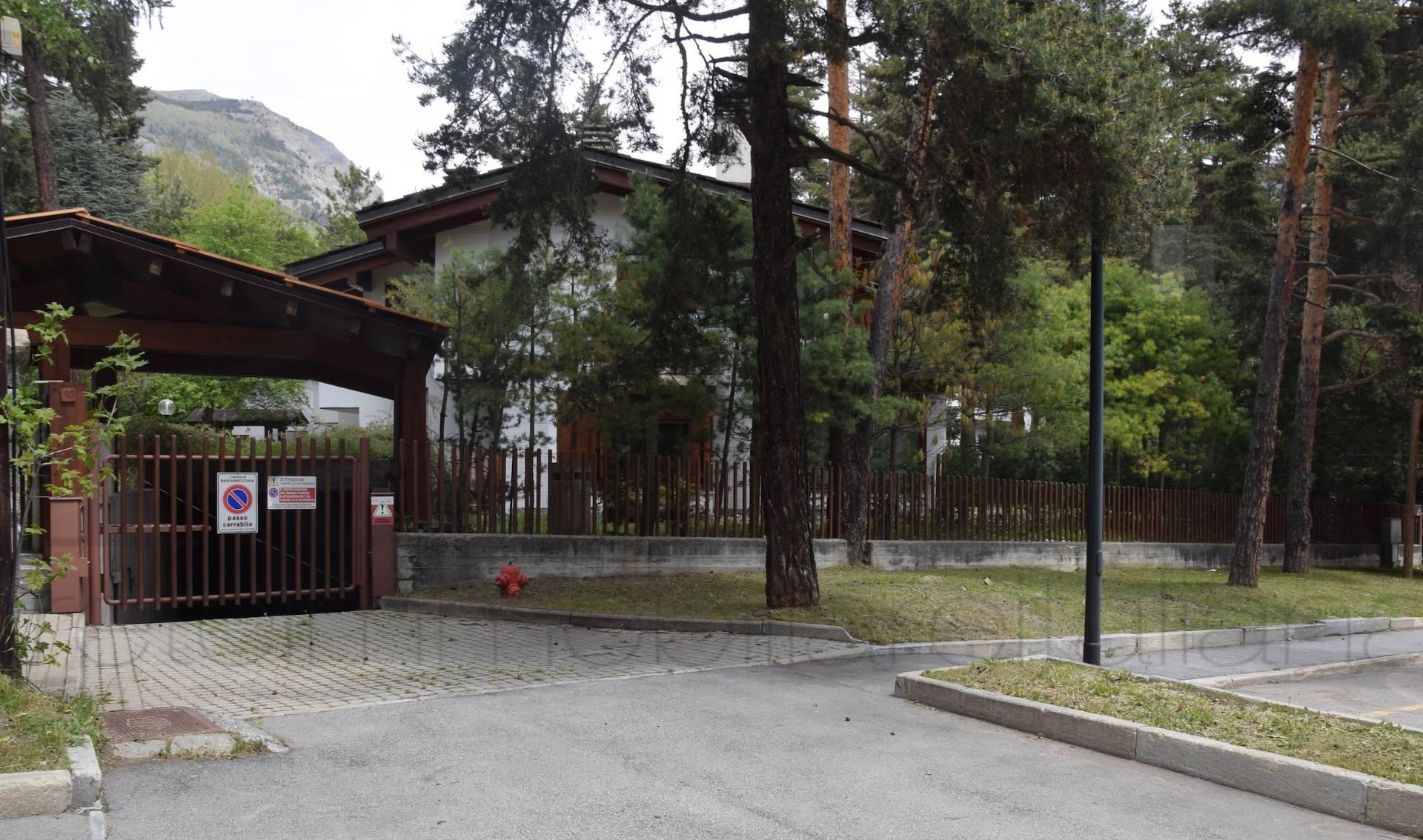 Bilocale Bardonecchia Viale Roma 10
