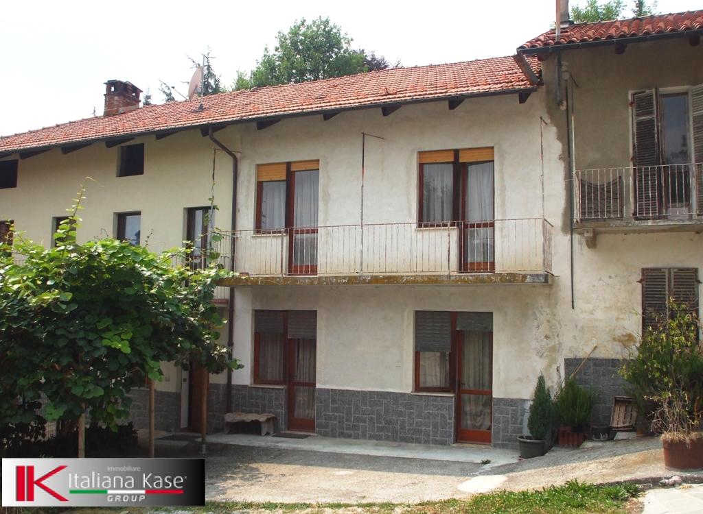 Rustico / Casale in vendita a Pavarolo, 3 locali, prezzo € 59.000 | CambioCasa.it