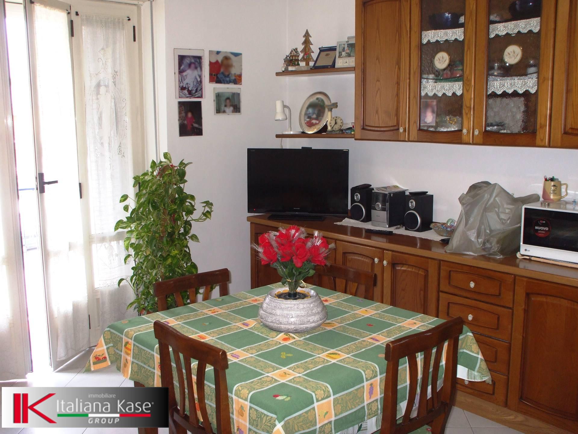 Appartamento in vendita a Gassino Torinese, 3 locali, prezzo € 85.000 | CambioCasa.it