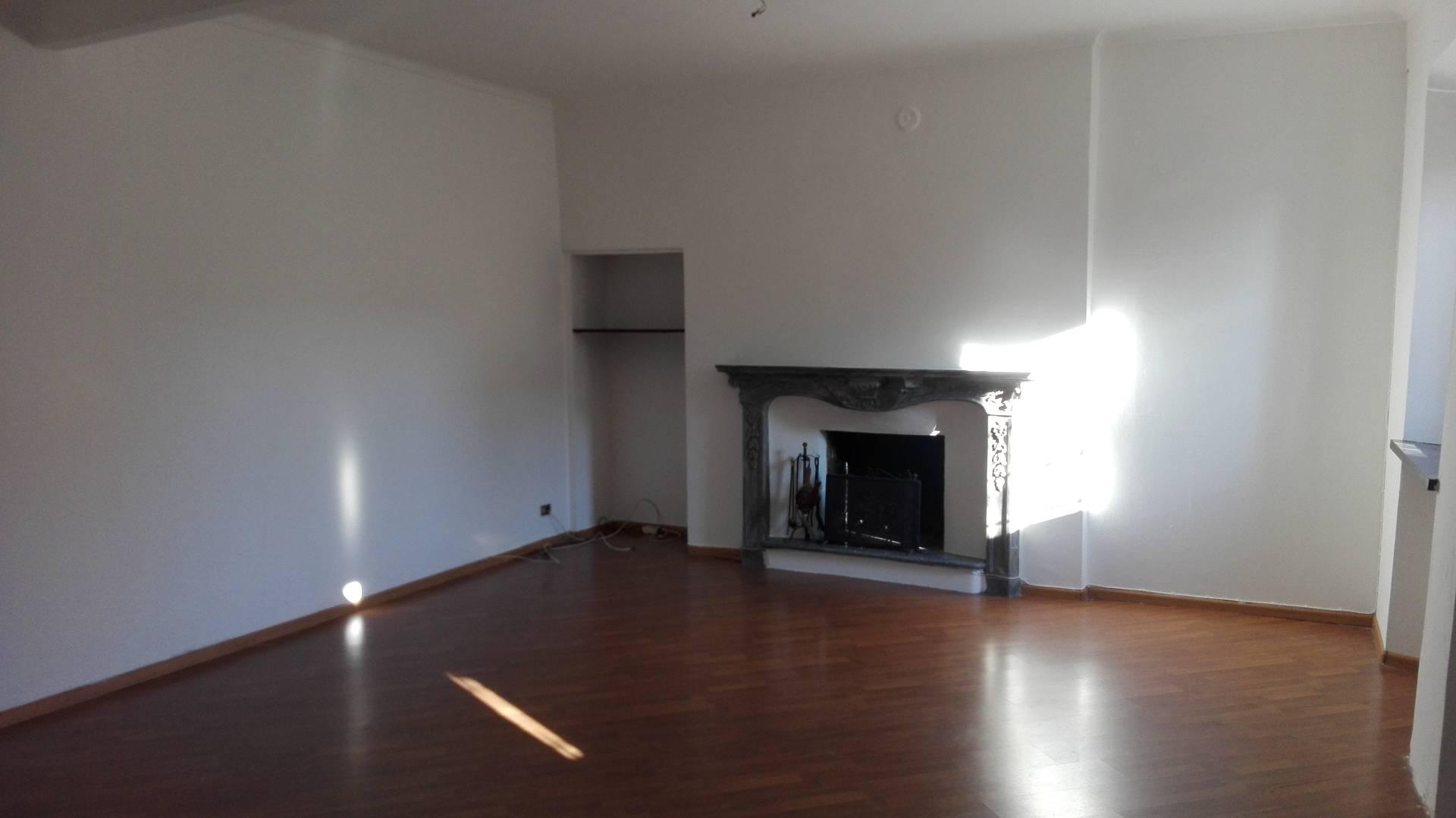 Soluzione Semindipendente in affitto a Rosignano Monferrato, 6 locali, prezzo € 400 | CambioCasa.it