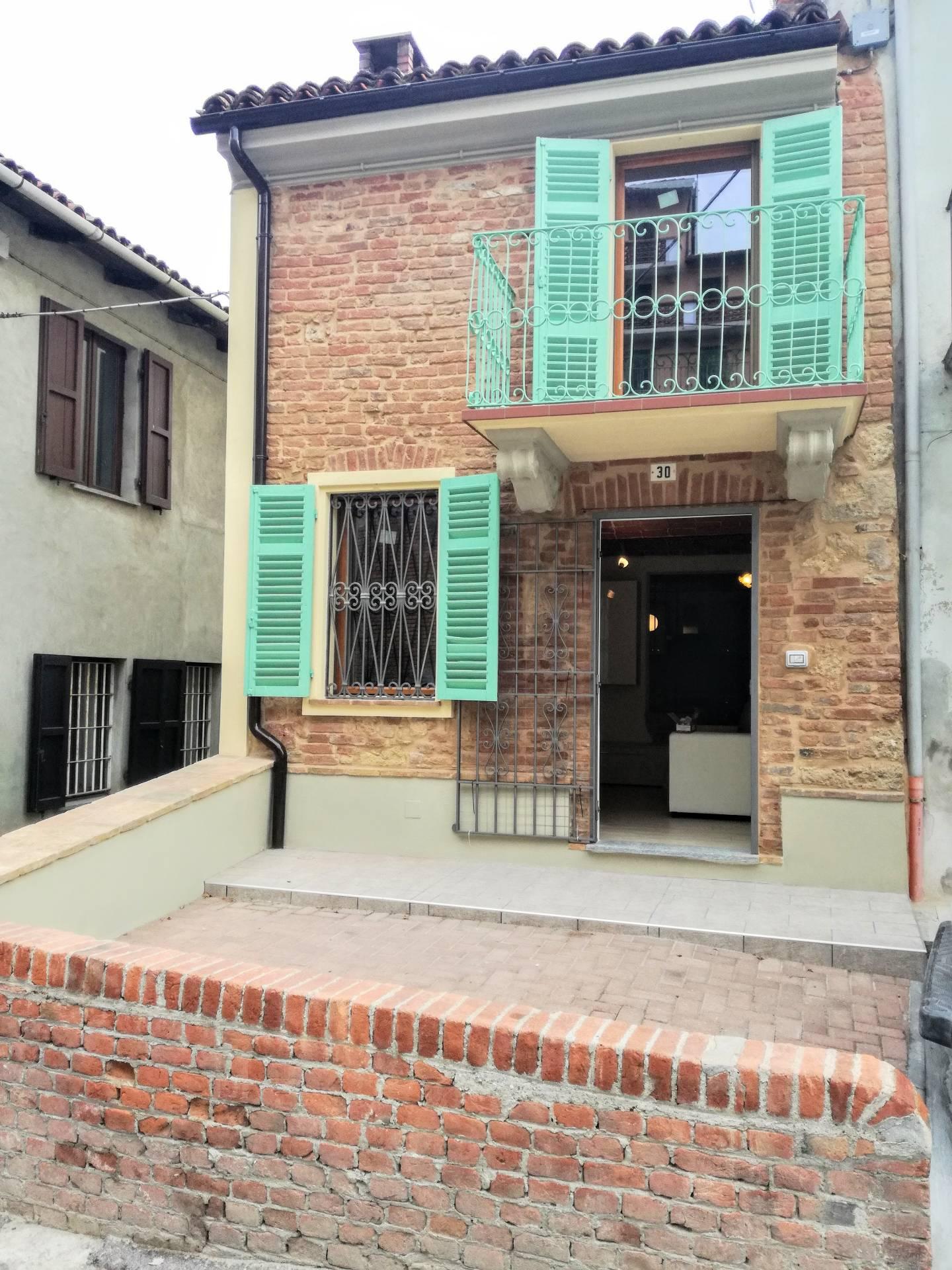 Soluzione Semindipendente in affitto a Camagna Monferrato, 3 locali, prezzo € 370 | CambioCasa.it