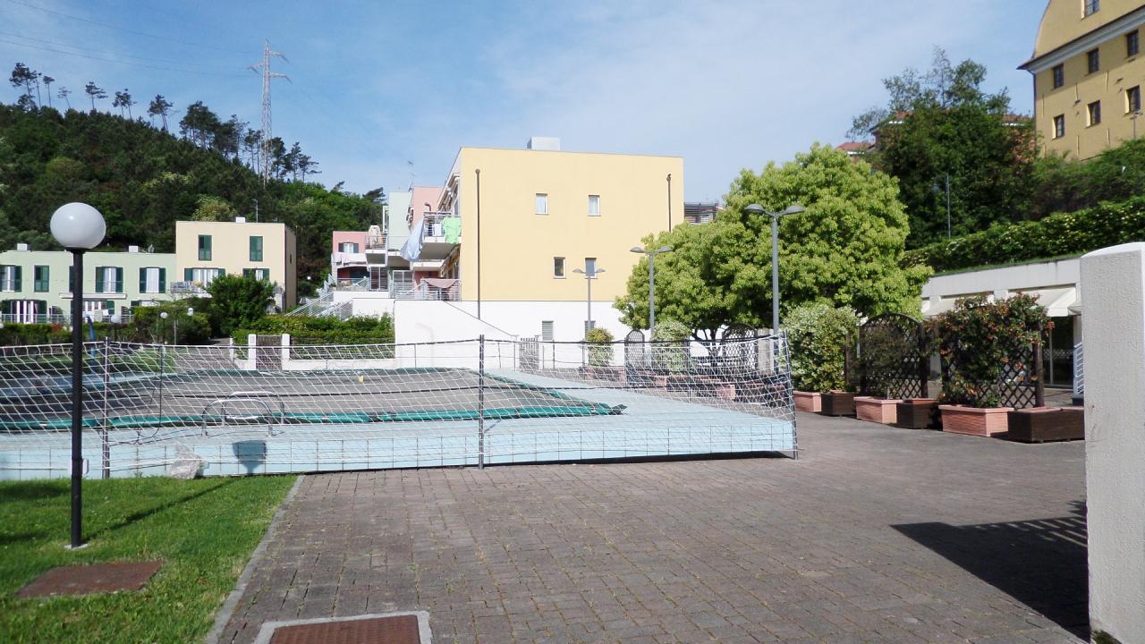 Bilocale Arenzano Via Caproni 1