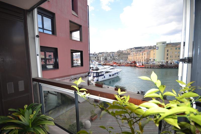 Bilocale Genova Molo Ponte Francesco Morosini 1