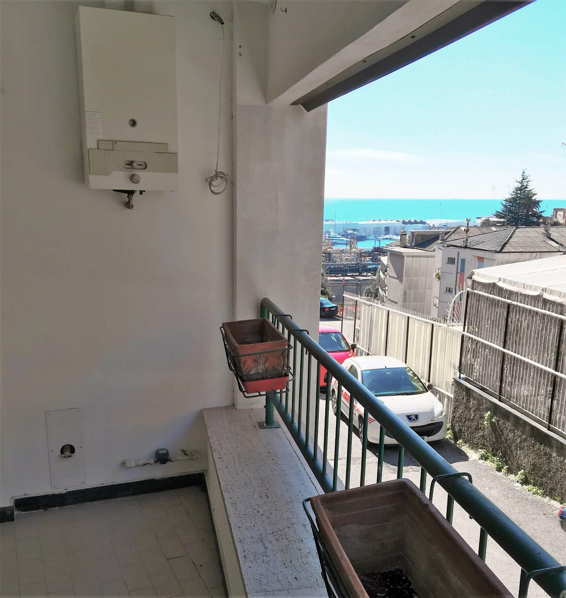 Bilocale Savona Via Turati 1