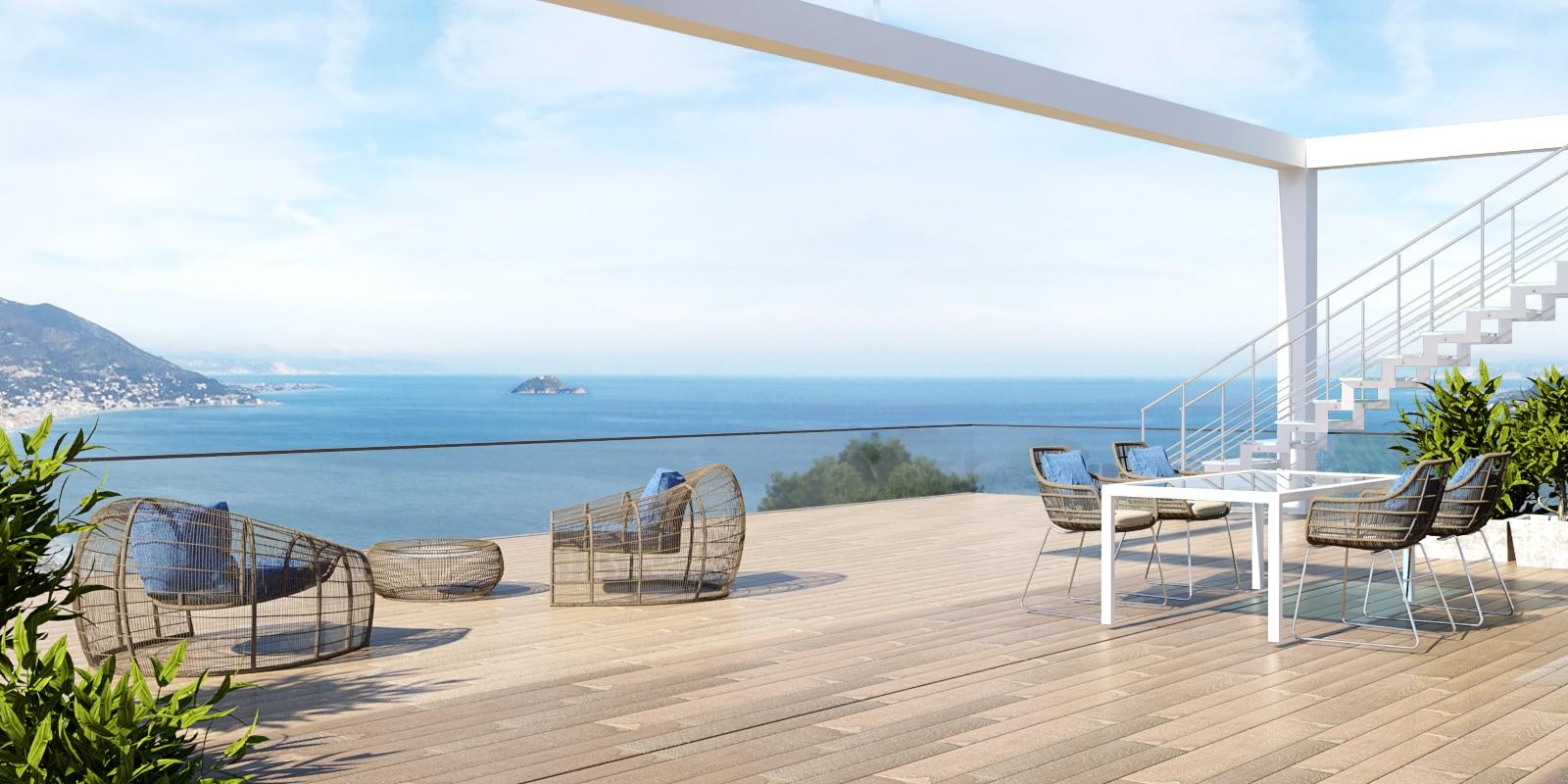 Appartamento in vendita a Laigueglia, 3 locali, prezzo € 420.000 | Cambio Casa.it