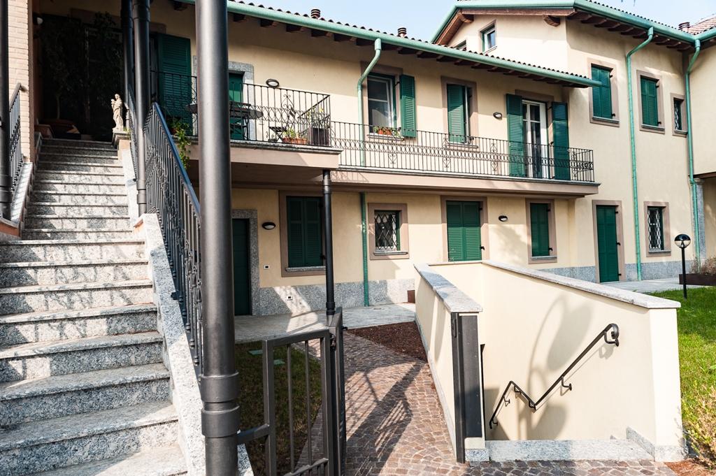 Bilocale Ornago Via Cascina Borella 2