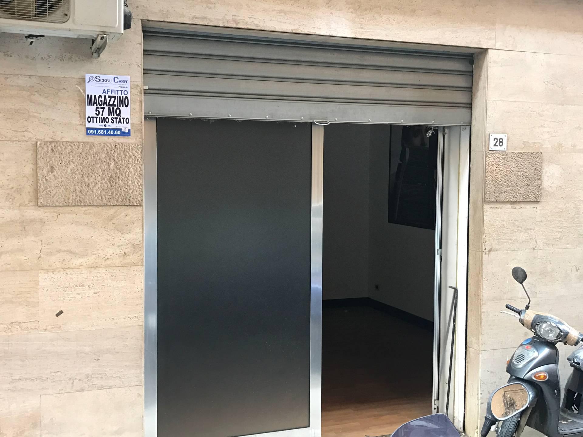 Ufficio / Studio in affitto a Palermo, 9999 locali, zona Località: Malaspina, prezzo € 400 | CambioCasa.it