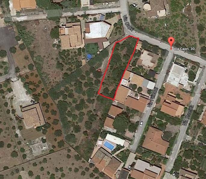 Terreno Agricolo in vendita a Carini, 9999 locali, zona Località: VillagraziadiCarini, prezzo € 33.000 | CambioCasa.it