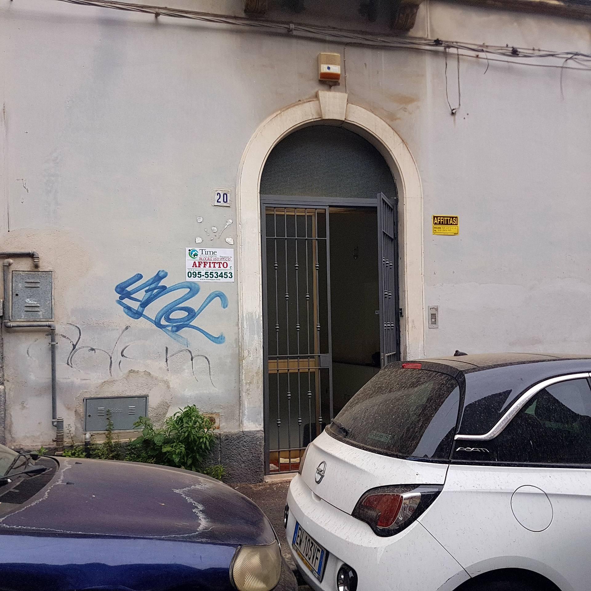 Ufficio / Studio in affitto a Catania, 9999 locali, prezzo € 450 | CambioCasa.it