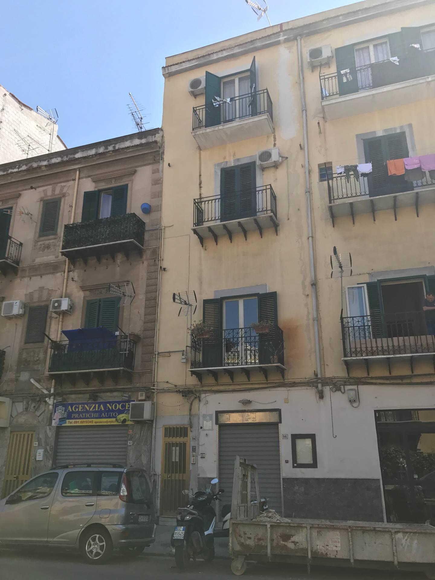 Appartamento in affitto a Palermo, 3 locali, zona Zona: Noce, prezzo € 500 | CambioCasa.it