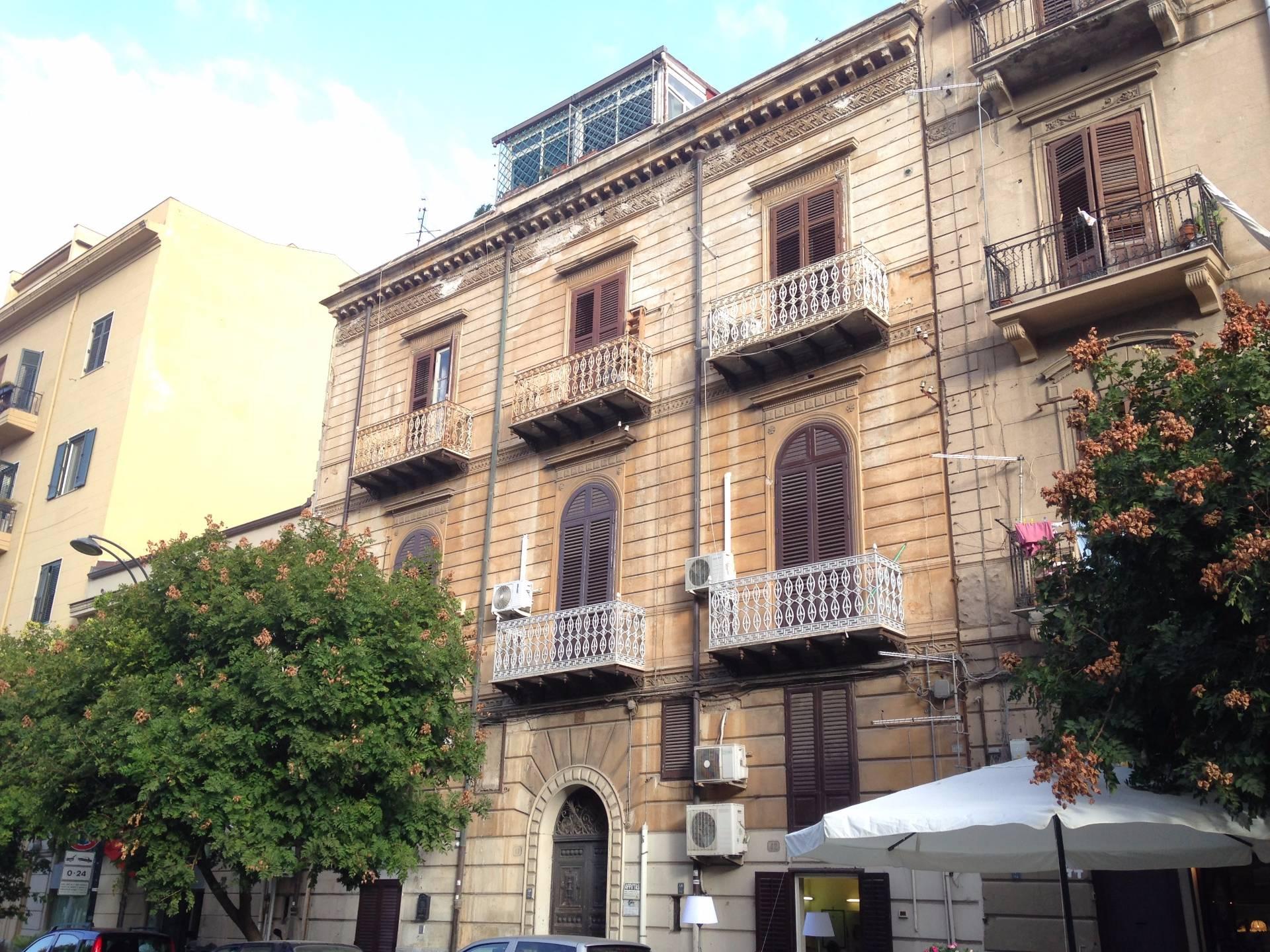 Appartamento in affitto a Palermo, 2 locali, zona Zona: Libertà, prezzo € 500 | CambioCasa.it