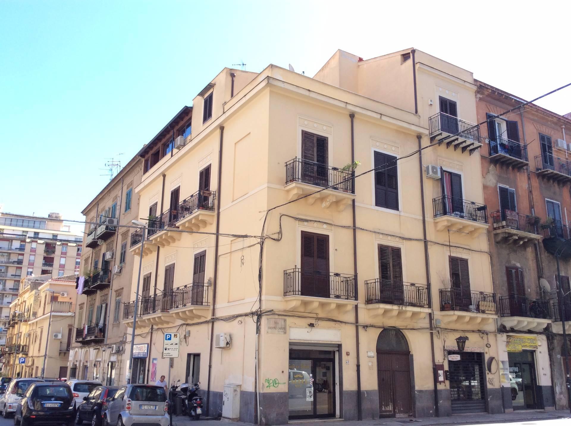 Appartamento in affitto a Palermo, 4 locali, zona Zona: Libertà, prezzo € 650 | CambioCasa.it