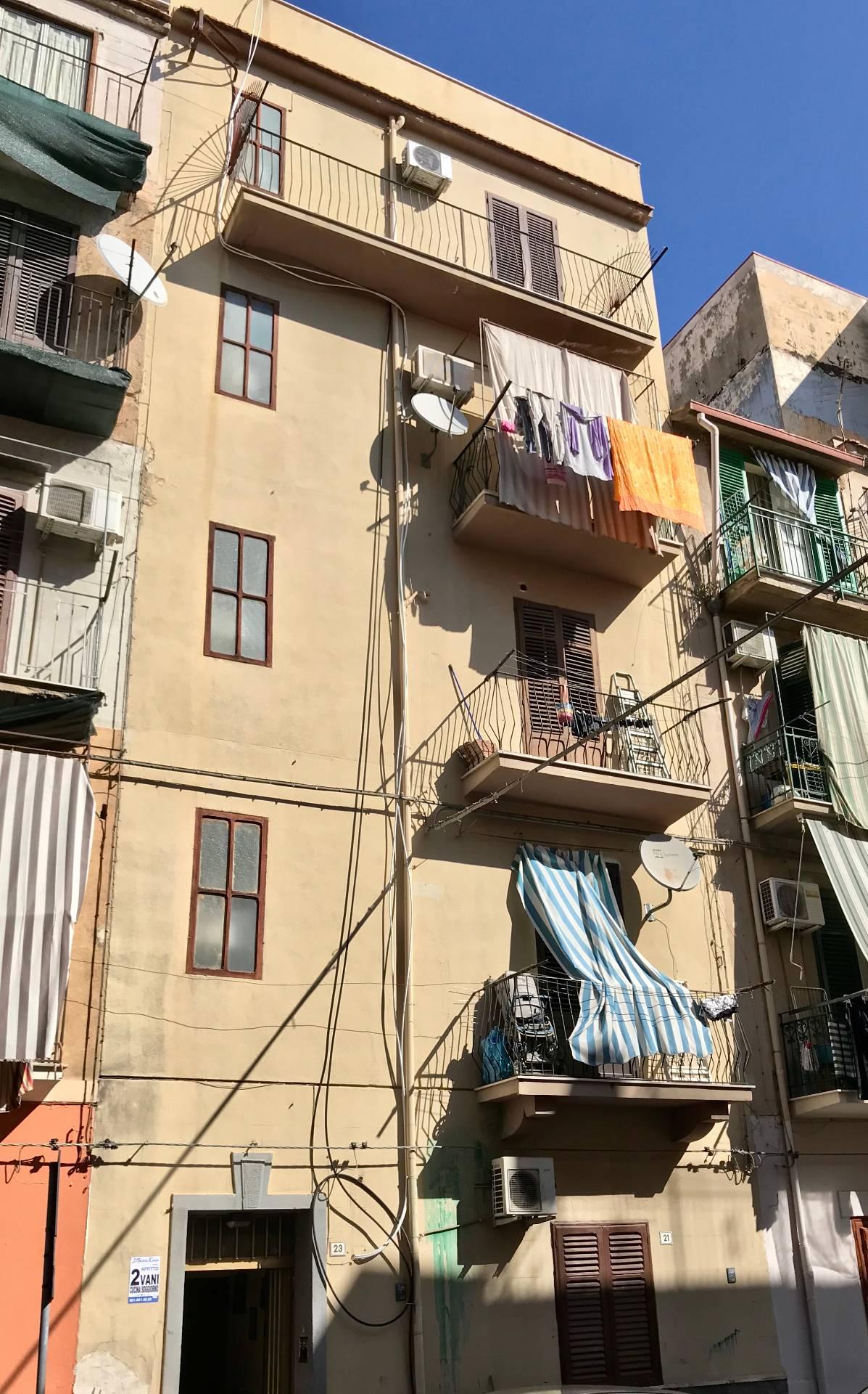 Appartamento in affitto a Palermo, 3 locali, zona Zona: Noce, prezzo € 400 | CambioCasa.it