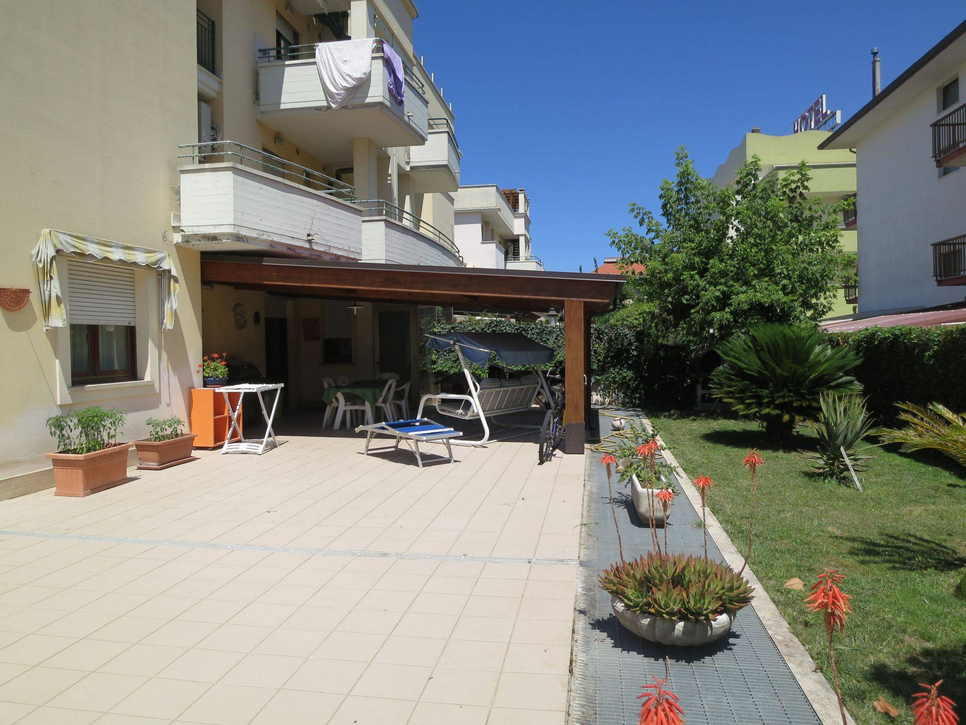 appartamento indipendente piano terra in vendita a san