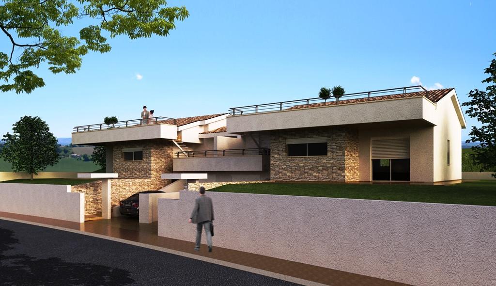 Terreno Edificabile Residenziale in vendita a Polverigi, 9999 locali, zona Località: Semicentro, prezzo € 68.500 | Cambio Casa.it
