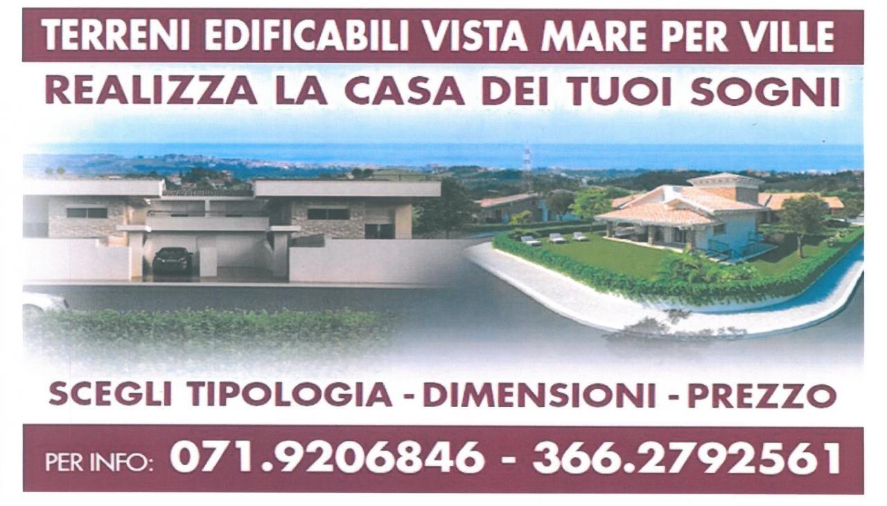 Terreno Edificabile Residenziale in vendita a Agugliano, 9999 locali, prezzo € 78.000 | Cambio Casa.it