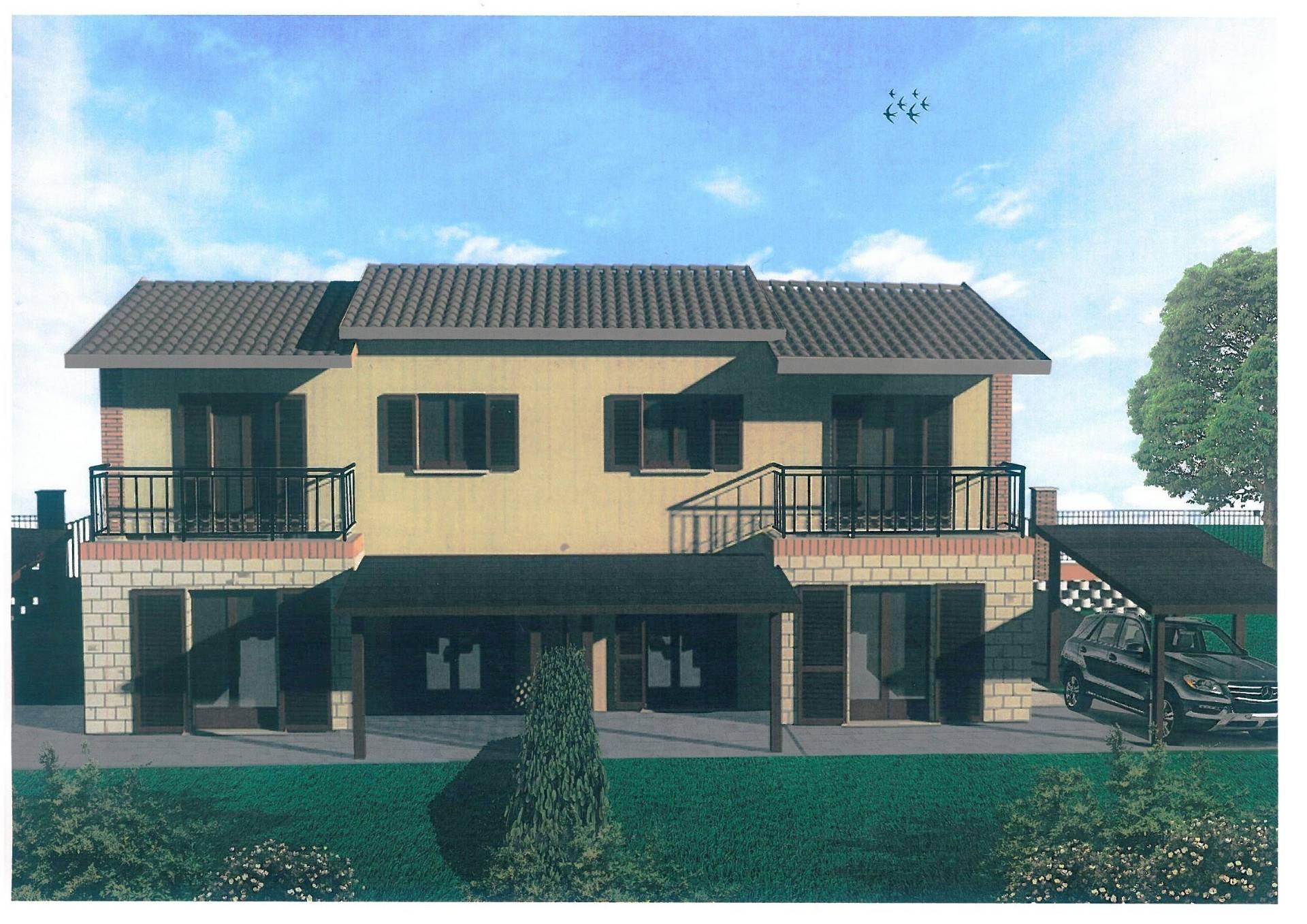 Villa in vendita a Agugliano, 6 locali, zona Località: CasteldEmilio, prezzo € 260.000 | Cambio Casa.it