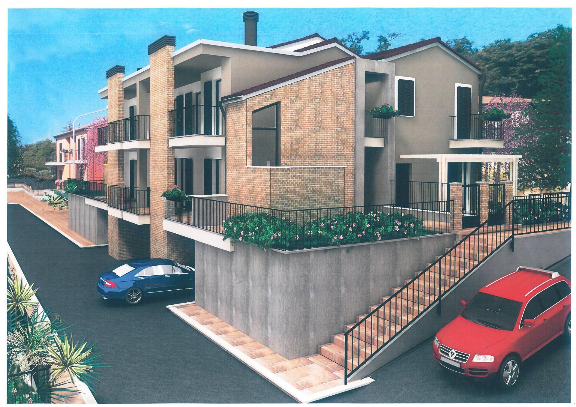 Appartamento in vendita a Agugliano, 4 locali, zona Località: Semicentro, prezzo € 185.000 | PortaleAgenzieImmobiliari.it