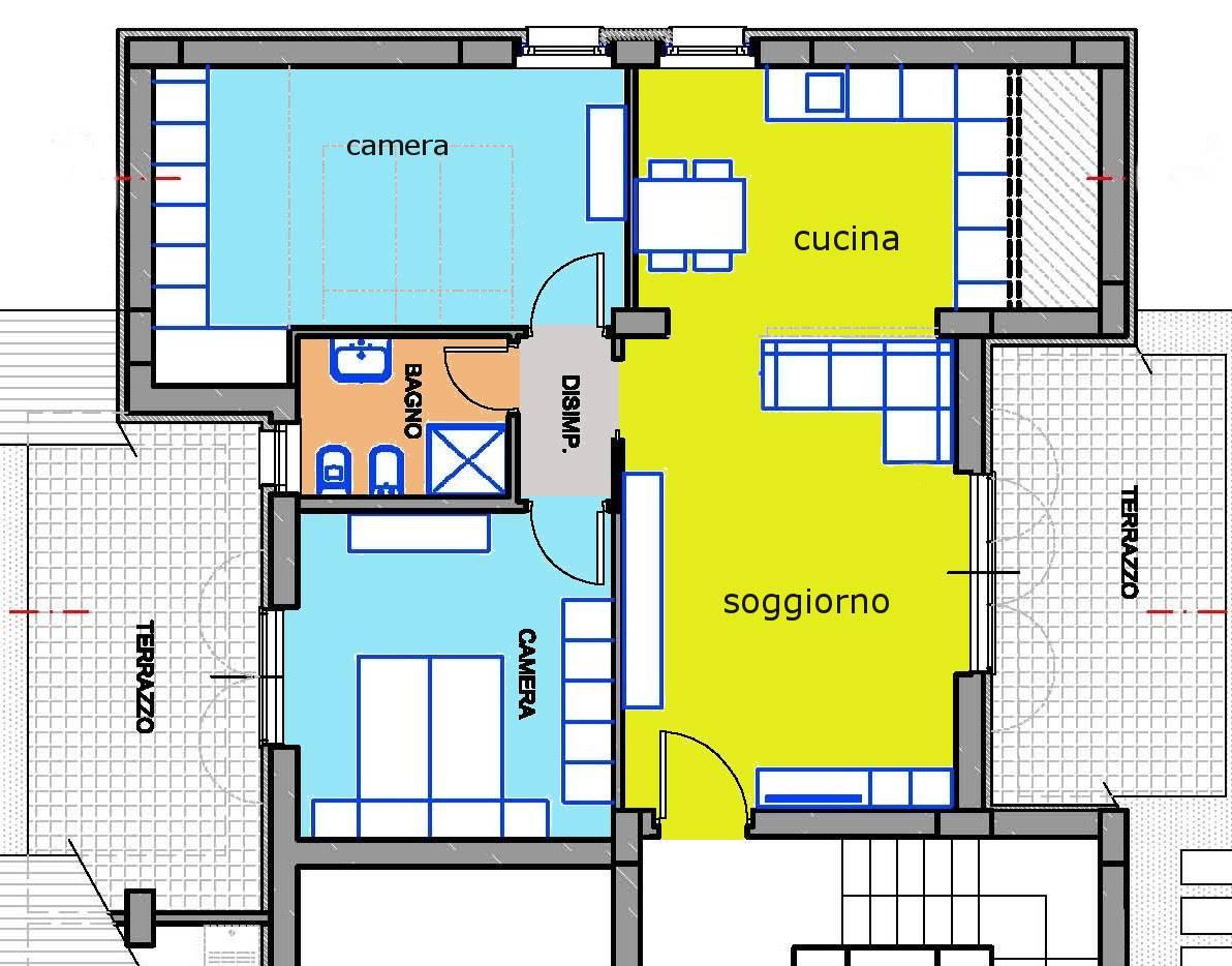 Appartamento in vendita a Giulianova, 4 locali, zona Località: PAESE, prezzo € 139.000 | PortaleAgenzieImmobiliari.it