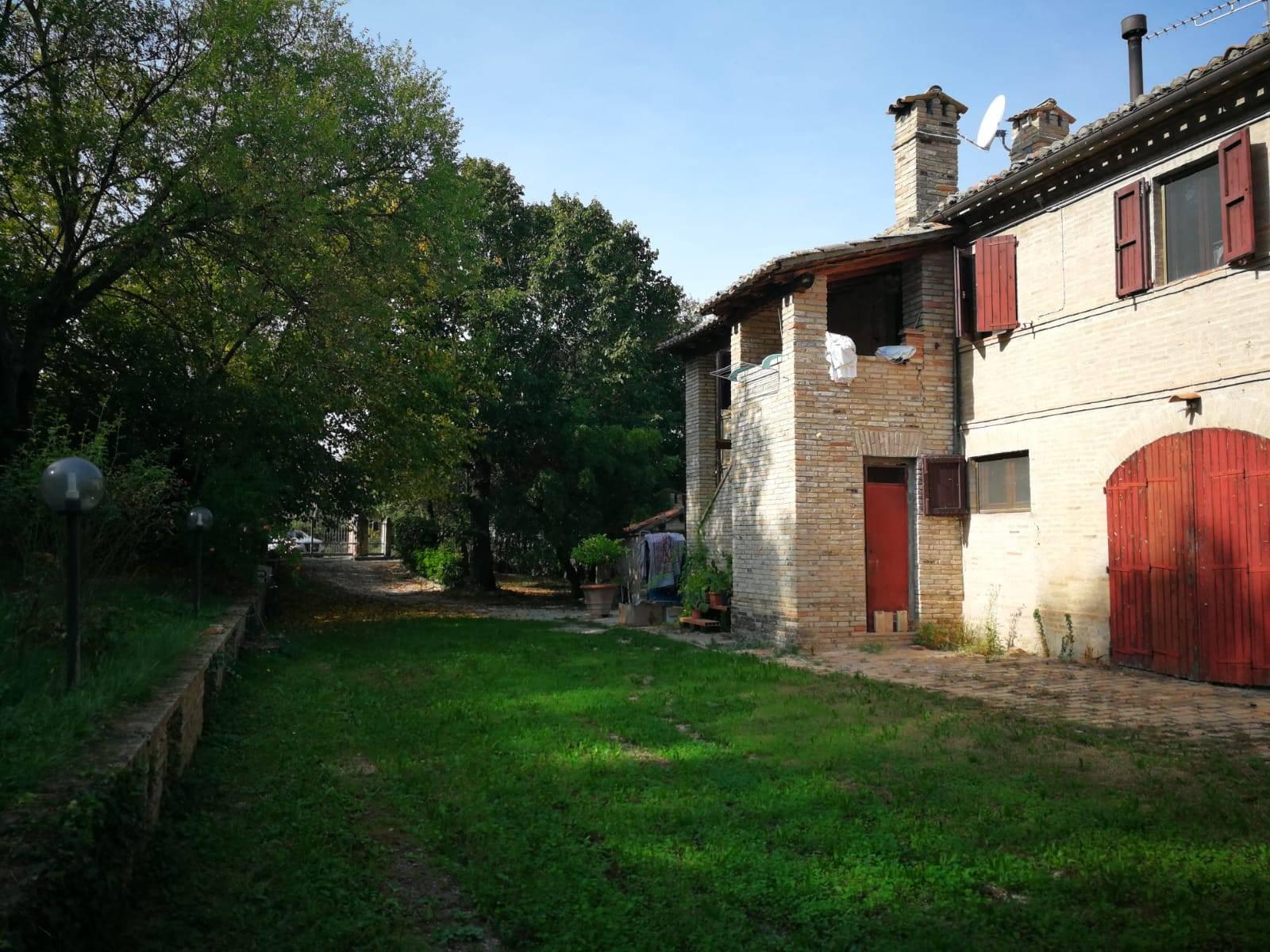 Casa indipendente in vendita a Agugliano (AN)