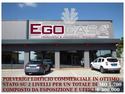 Locale Commerciale in Vendita a Polverigi