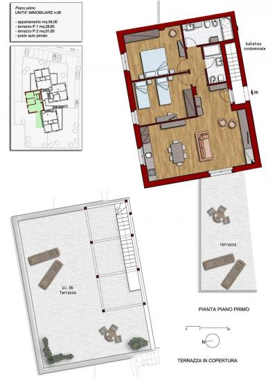 Vai alla scheda: Duplex Vendita Ascoli Piceno