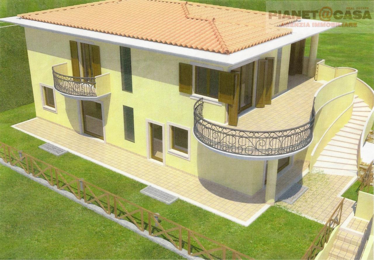 Terreno Edificabile Residenziale in vendita a San Benedetto del Tronto, 7 locali, zona Località: PONTEROTTO, prezzo € 99.000 | Cambio Casa.it