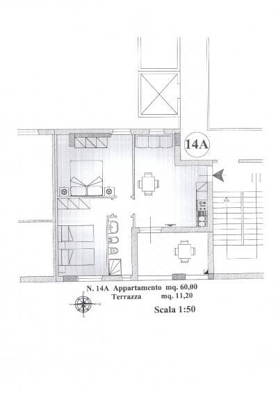 Appartamento in Vendita a Martinsicuro