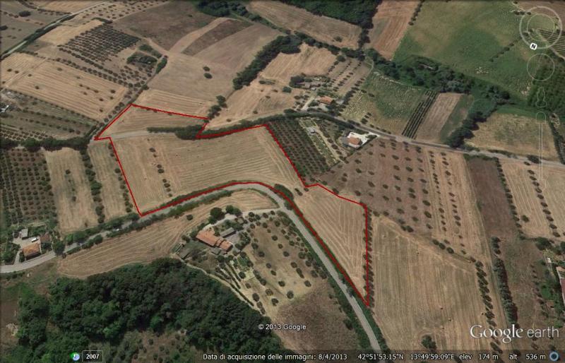 Terreno Agricolo in vendita a Controguerra, 9999 locali, prezzo € 150.000 | Cambio Casa.it