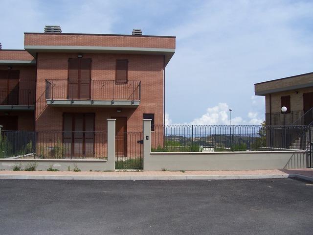 Foto - Villetta A Schiera In Vendita Acquaviva Picena (ap)