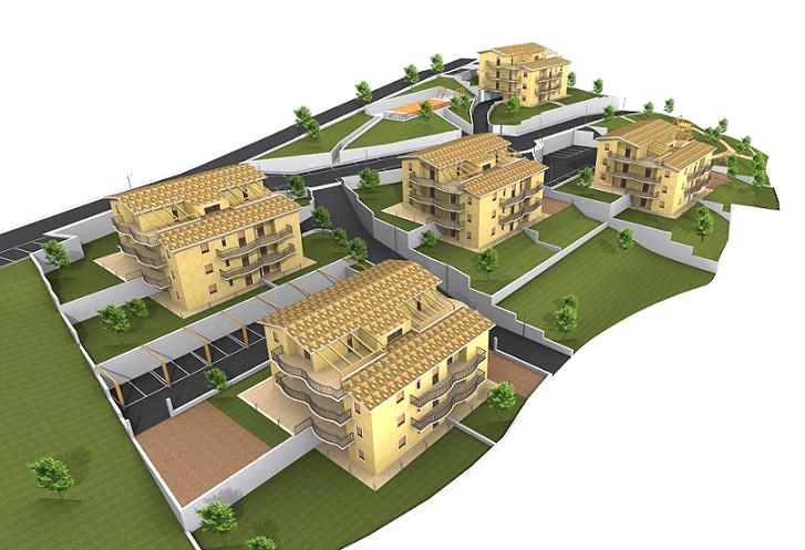 Foto - Appartamento In Vendita Acquaviva Picena (ap)