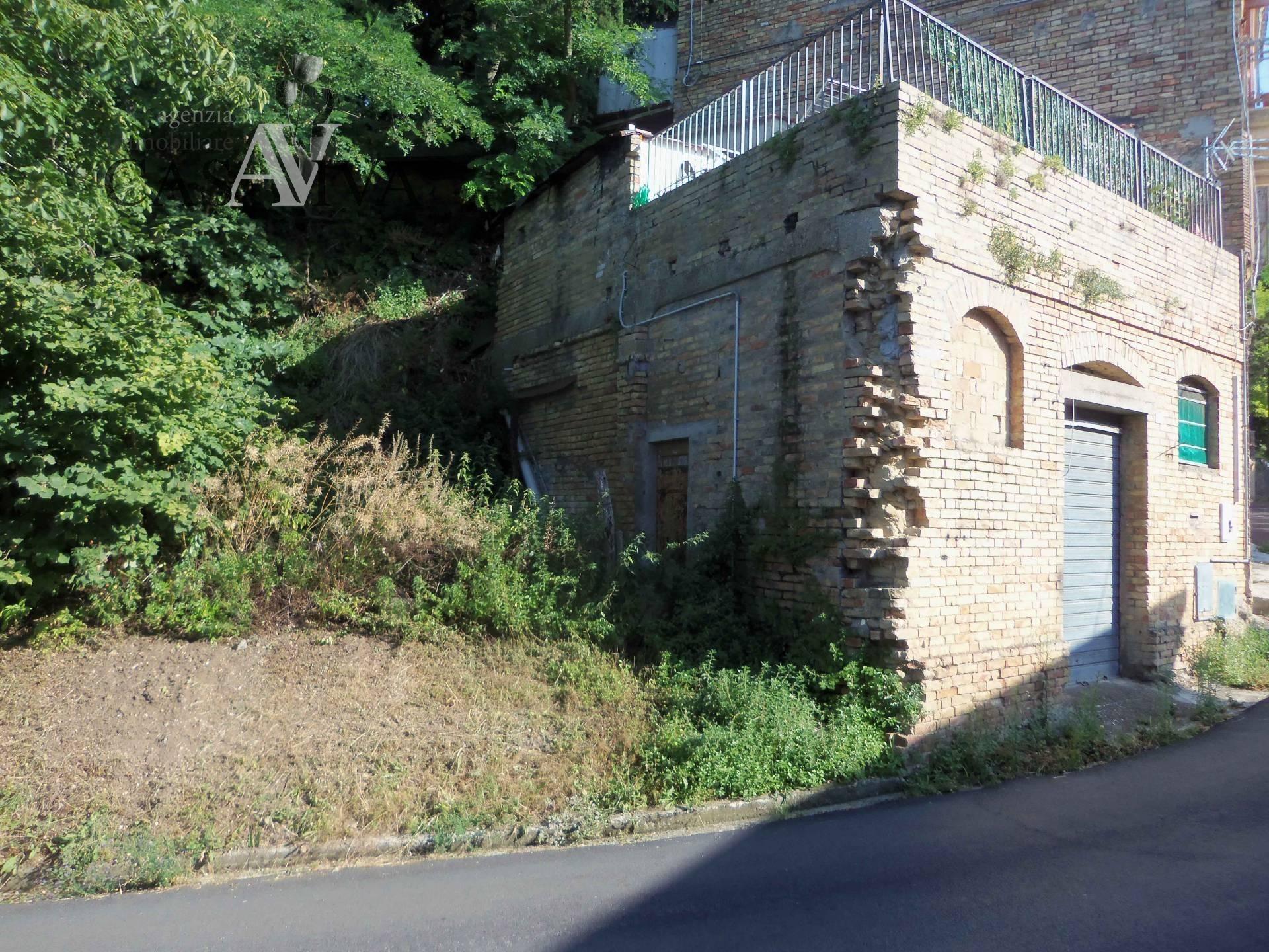 Box / Garage in vendita a Acquaviva Picena, 2 locali, zona Località: Centrostorico, prezzo € 20.000 | CambioCasa.it