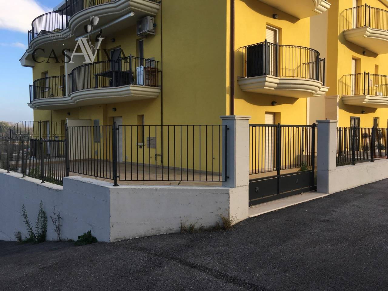 Appartamento in vendita a Acquaviva Picena, 2 locali, zona Località: Residenziale, prezzo € 105.000   PortaleAgenzieImmobiliari.it