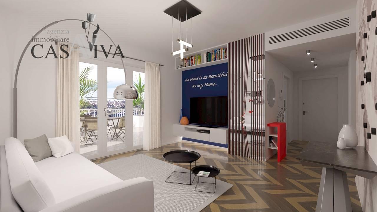 Appartamento in vendita a Acquaviva Picena, 5 locali, zona Località: Centrale, prezzo € 215.000   PortaleAgenzieImmobiliari.it