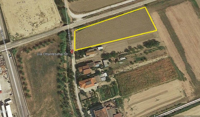 Agricultural Land in sale to Monteprandone