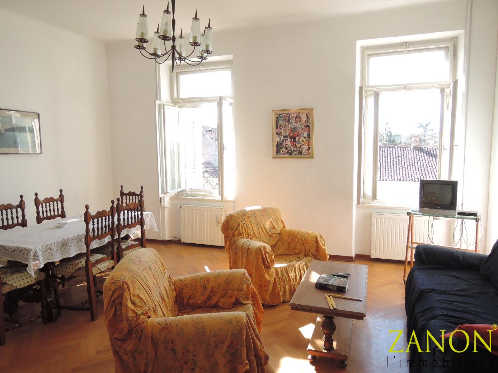 vendita appartamento gorizia centrale corsi  79000 euro  7 locali  110 mq