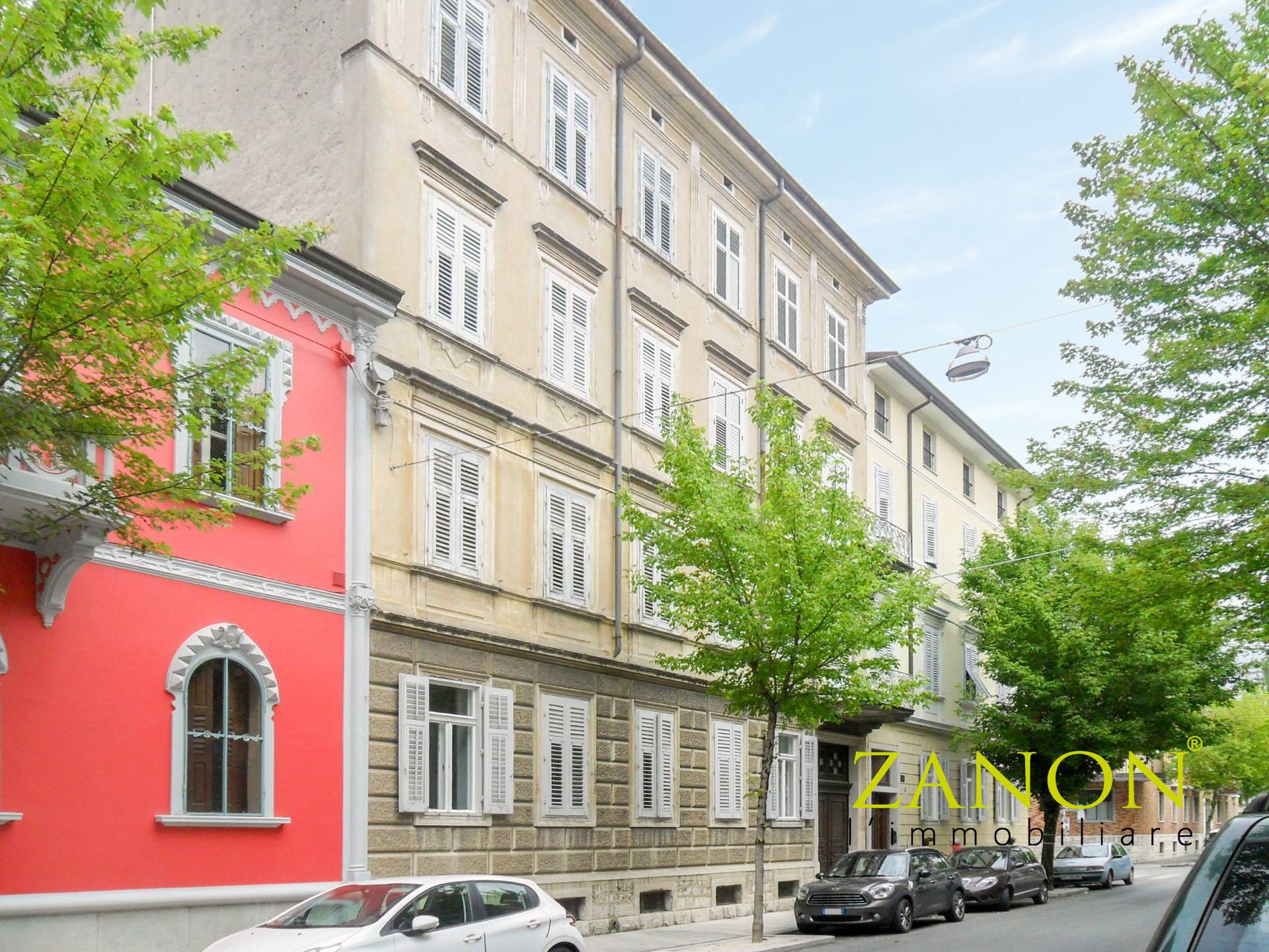 Appartamento in vendita a Gorizia, 3 locali, zona Località: CentraleCorsi, prezzo € 65.000   PortaleAgenzieImmobiliari.it