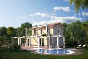 Villa in Vendita a Montignoso