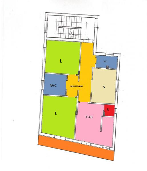 Appartamento in vendita a Qualiano, 3 locali, prezzo € 239.000   PortaleAgenzieImmobiliari.it