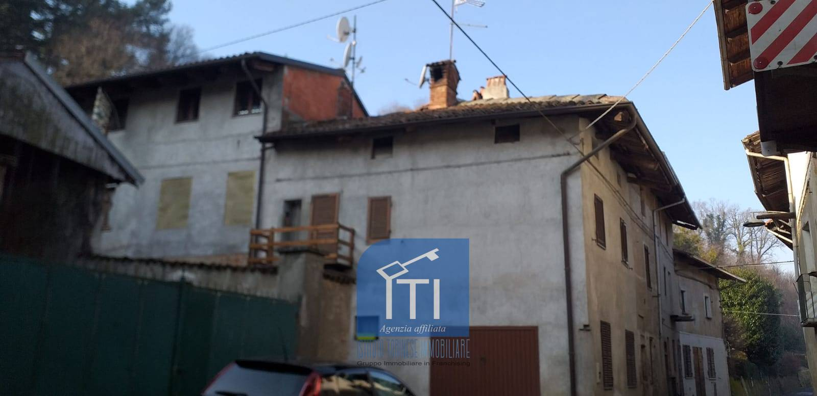 Soluzione Indipendente in vendita a Azeglio, 9 locali, prezzo € 66.000 | CambioCasa.it