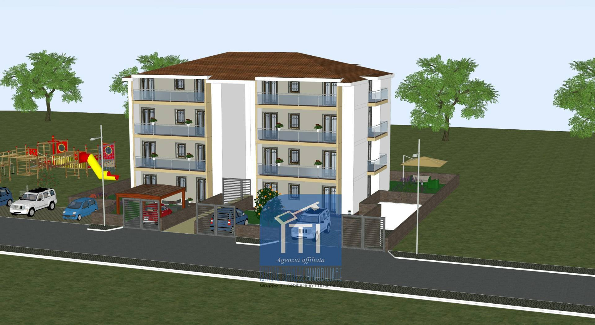 Appartamento in vendita a Parete, 5 locali, prezzo € 180.000 | PortaleAgenzieImmobiliari.it