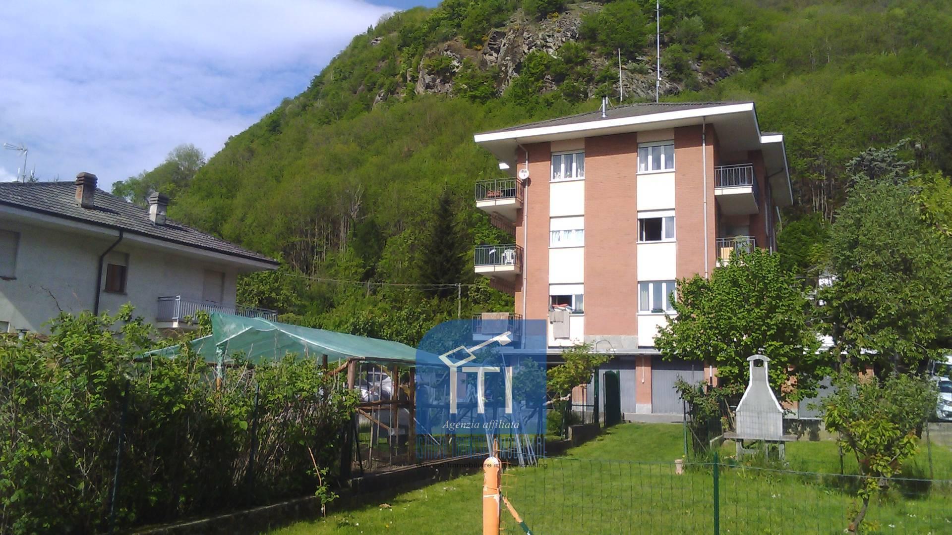 Appartamento in affitto a Pont-Canavese, 4 locali, prezzo € 300   PortaleAgenzieImmobiliari.it