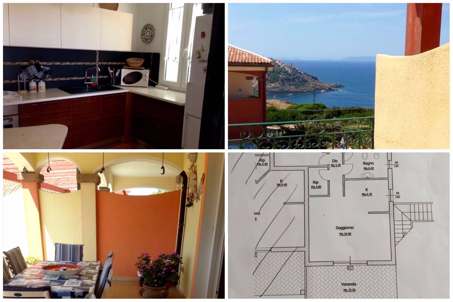 Appartamento in vendita a Castelsardo (SS)