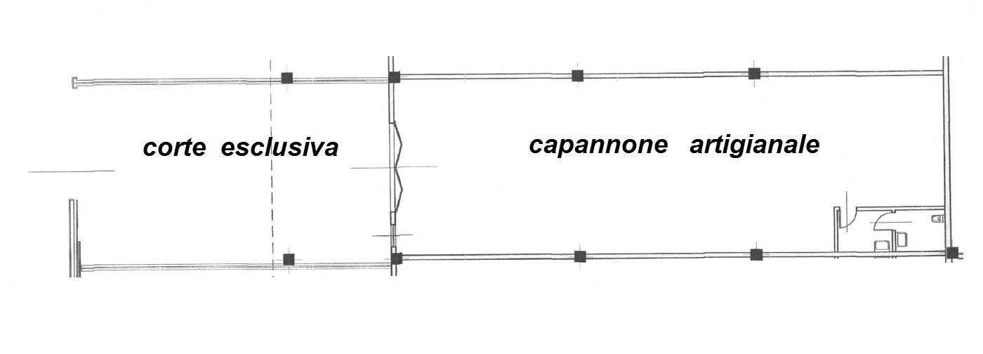 Capannone in affitto a Quiliano, 9999 locali, zona Zona: Valleggia, prezzo € 190.000   CambioCasa.it