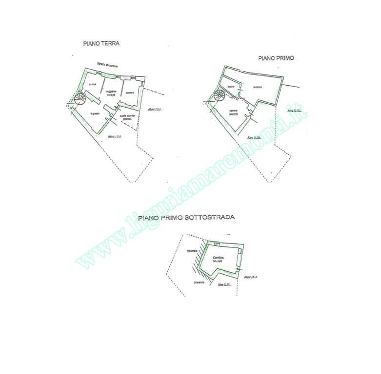 Villa a Schiera in Vendita a Albisola Superiore