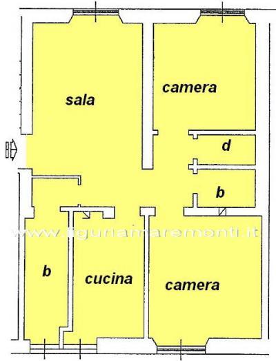 Appartamento in Affitto/Vendita a Millesimo